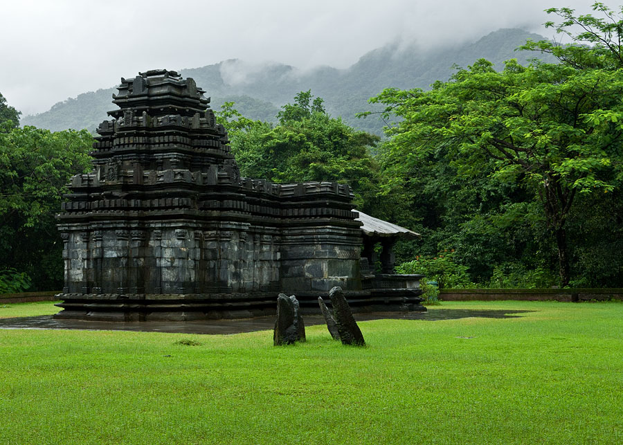 Mahadeva Temple in Tambdi Surla, Goa <br>5D, 24-105L