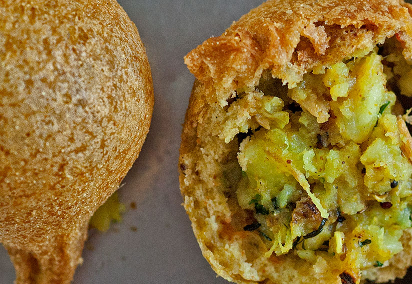 Mother of all Batata-vadas