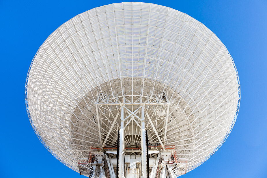NASA-Goldstone-70m-Antenna