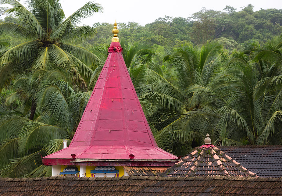 Parashurama Temple in Painguinim, Goa