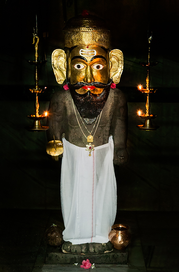 Vetal Temple, Priol, Goa