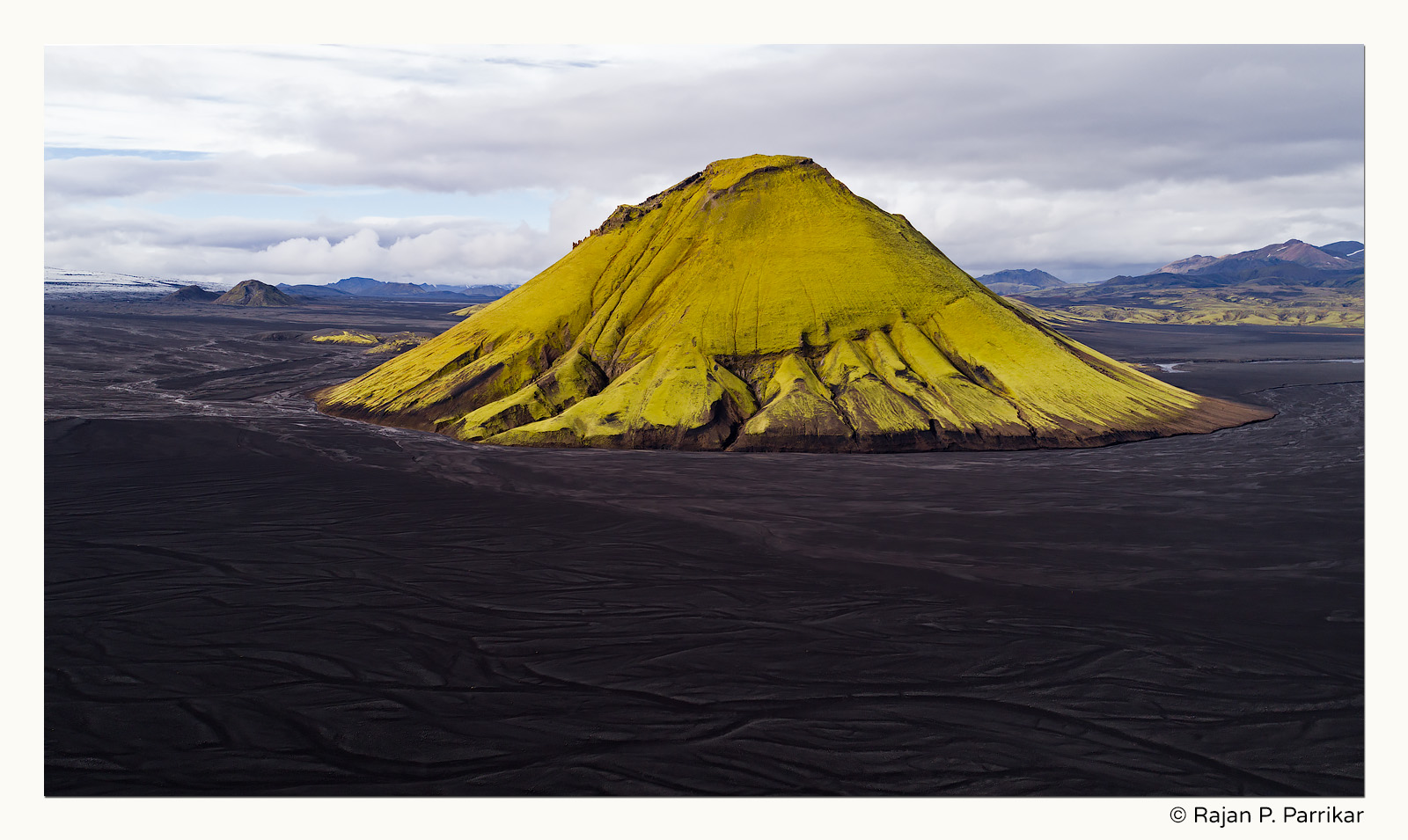 Mælifell mountain, Iceland