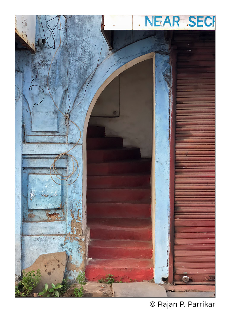 Half Door, Panjim, Goa
