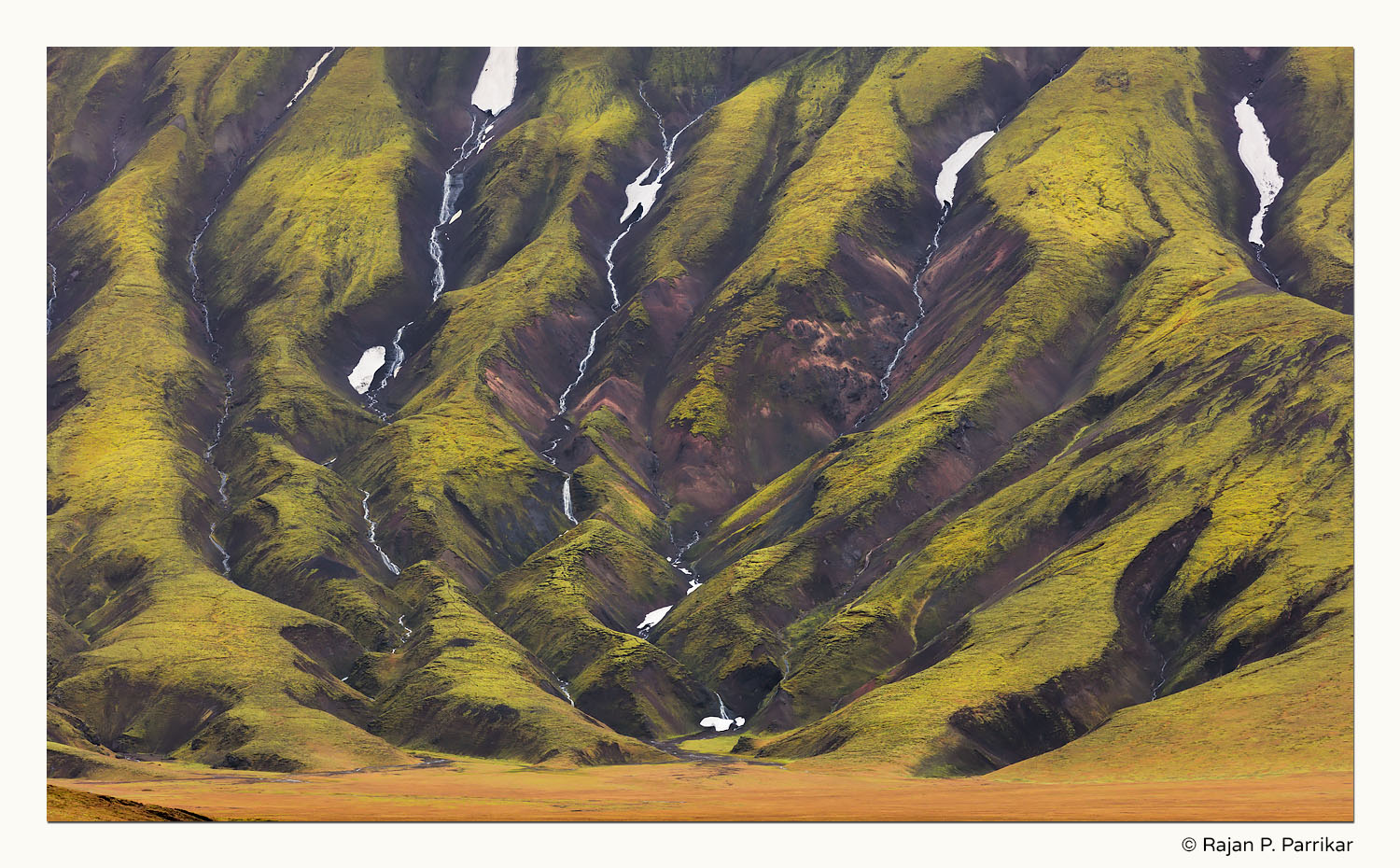 Mógilshöfdar, Highlands of Iceland