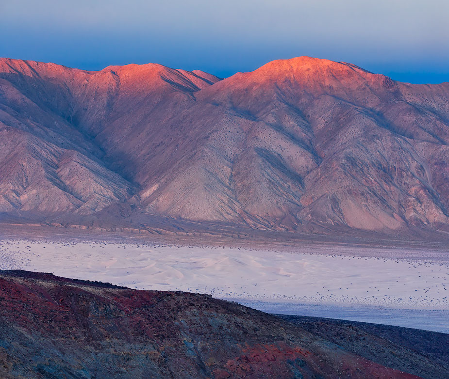 Panamint Valley from Father Crowley Point