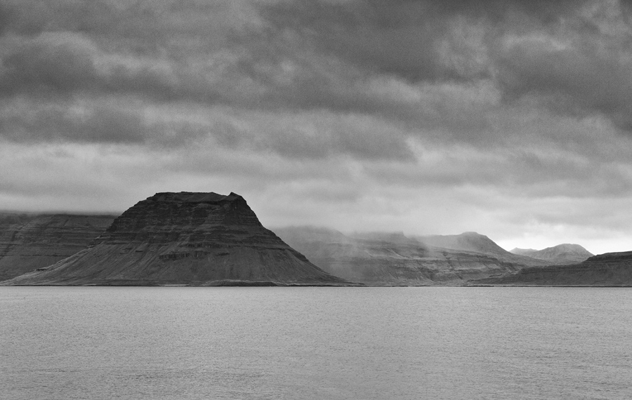 Kirkjufell on a moody afternoon