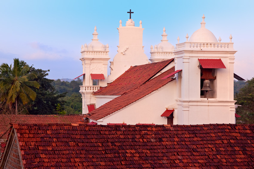 Church of Our Lady of Immaculate Conception at Moira, Goa