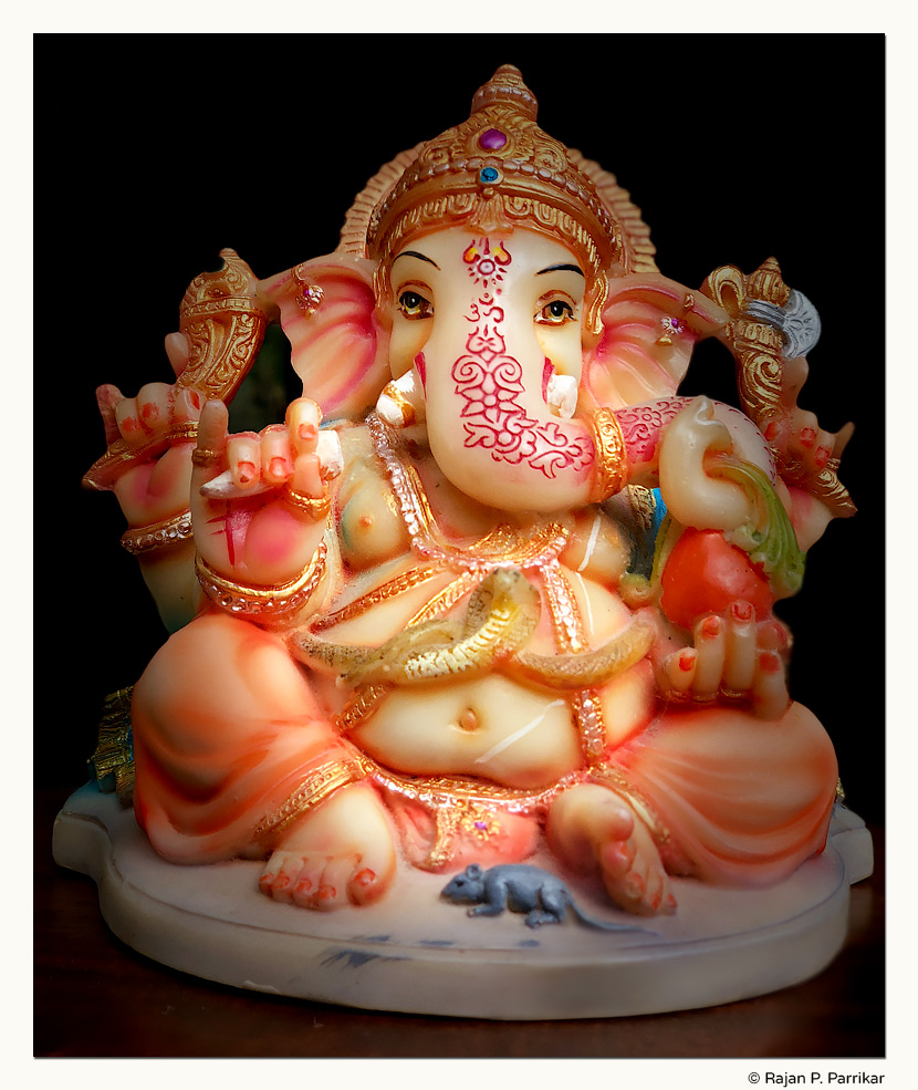 Ganapati, Stage Light, iPhone X