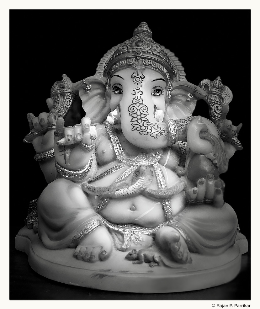 Ganapati, Mono, iPhone X