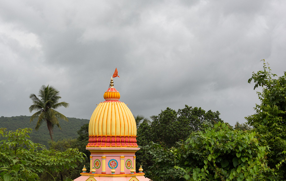 Hanuman temple in Pirna