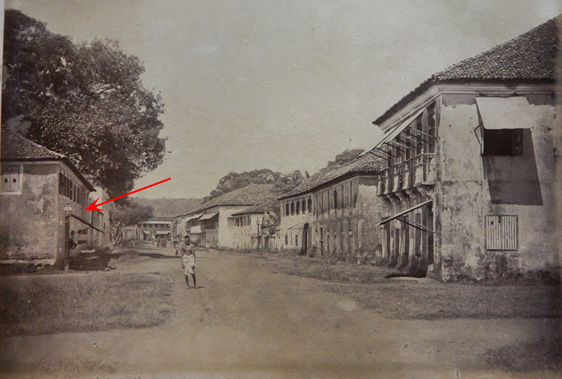 Casa Dempo around 1880