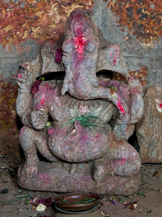 Ganesha of Netravali, Goa