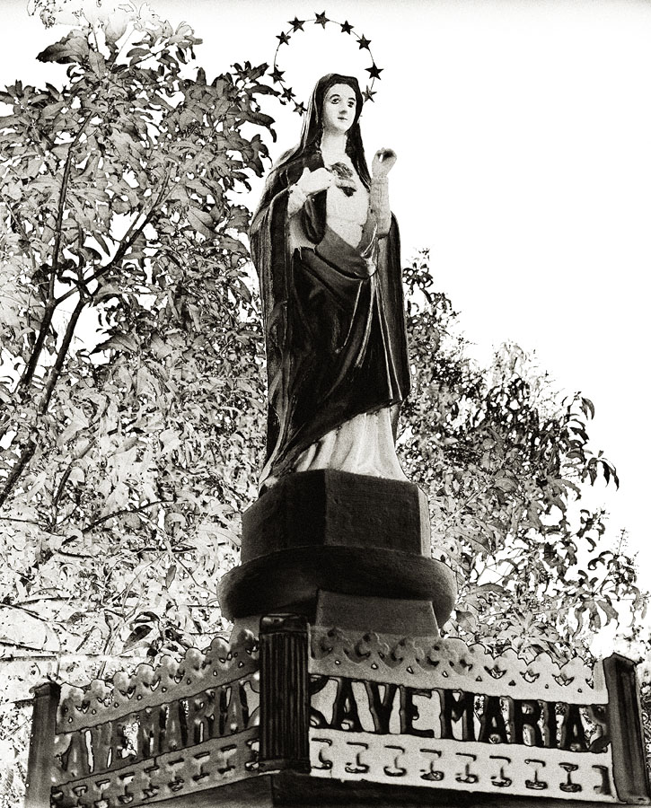 Ave Maria in St. Estevem, Goa