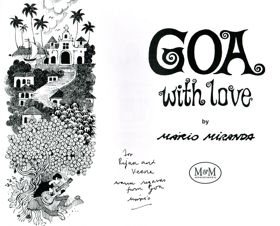 GOA with love