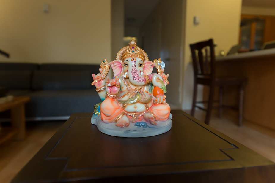 Ganesha at 24mm