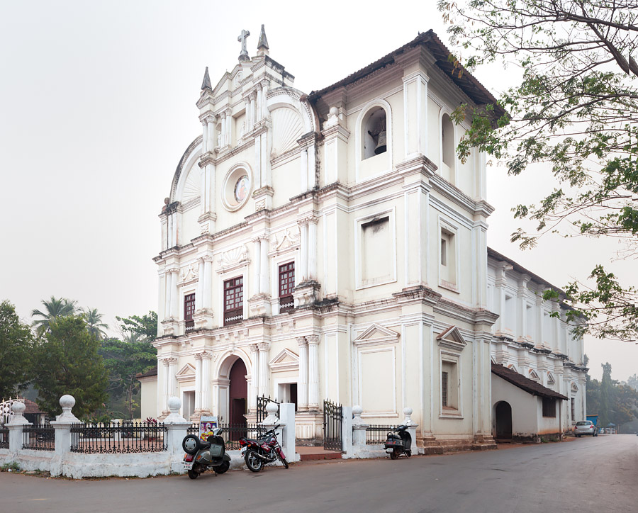 Loutolim church, Goa