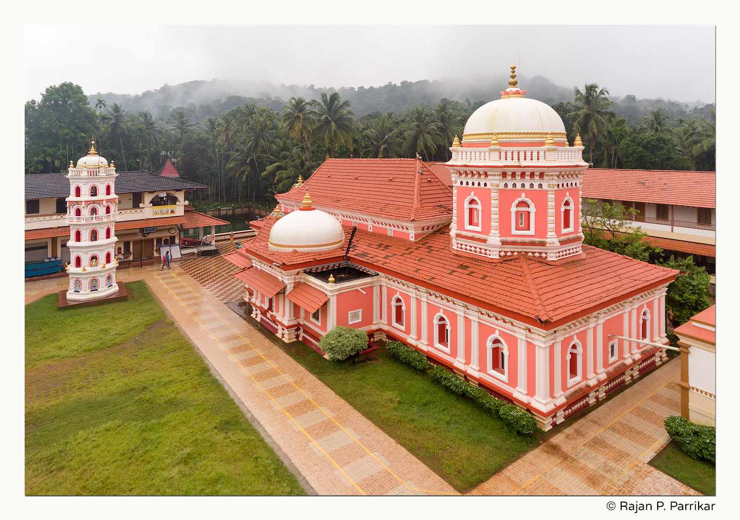 Nagueshi Temple, Goa