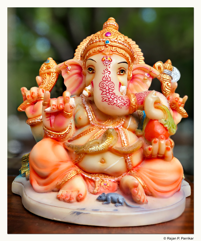 Ganapati, Original, iPhone X