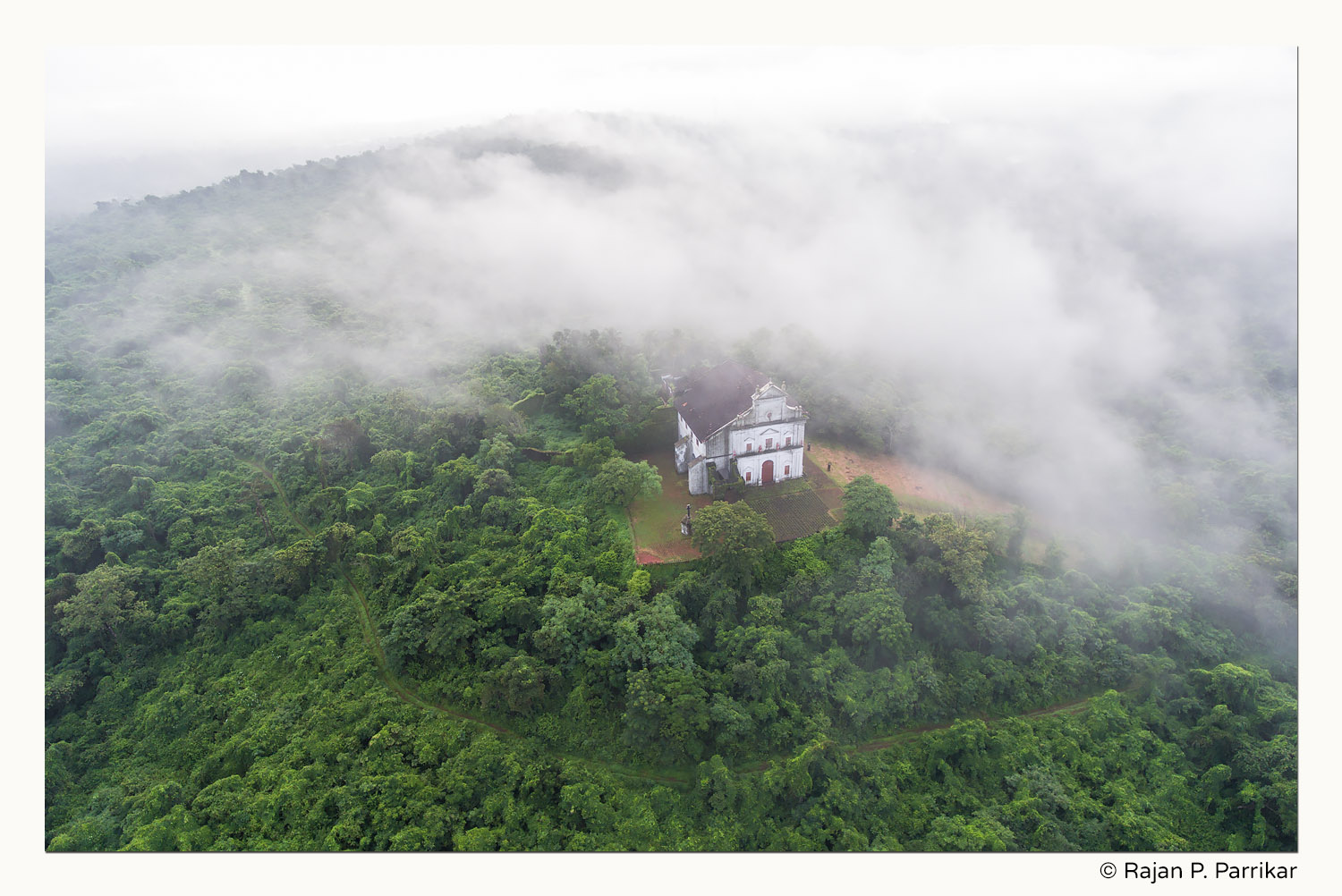 Chapel of the Mount Mary, Old Goa