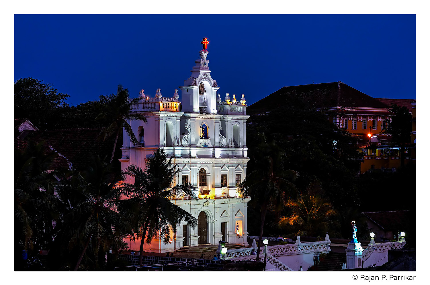 Panjim Church, Goa