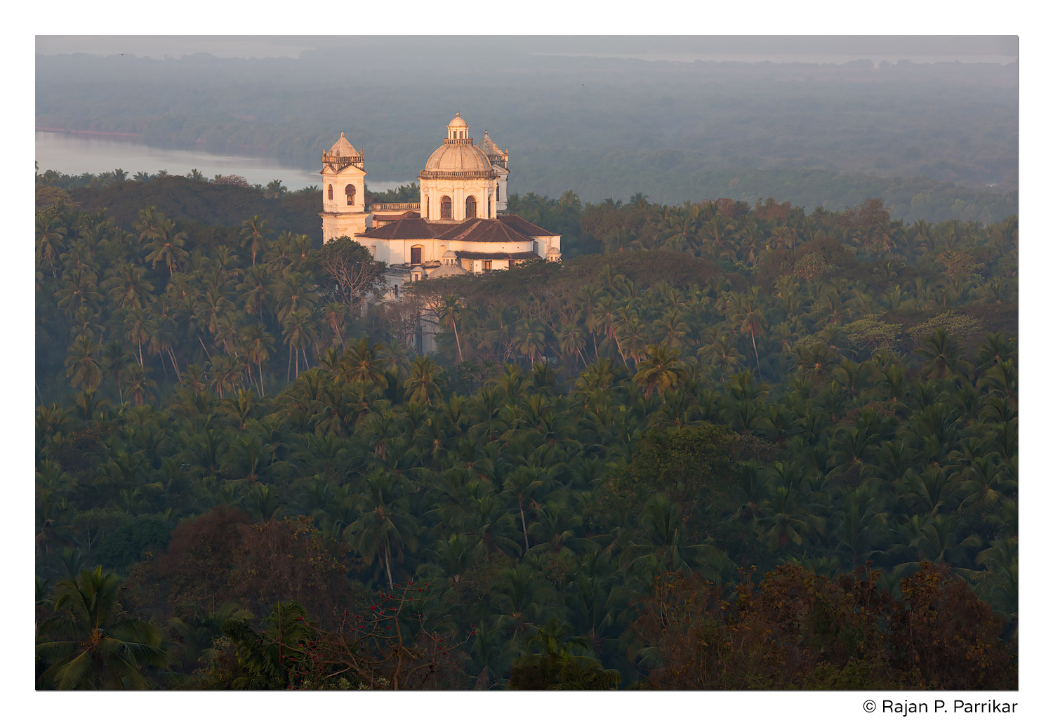 St Cajetan Church, Old Goa, Goa