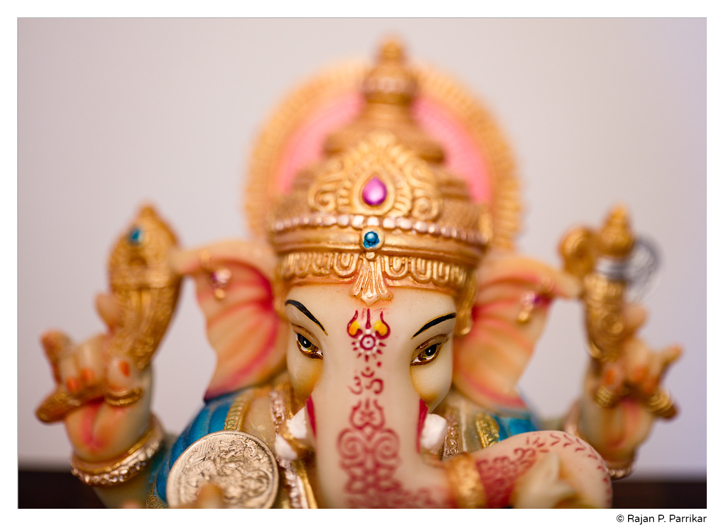 Ganesha with Canon TS-E 50mm f/2.8 L lens