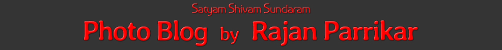 Photo Blog by Rajan Parrikar logo